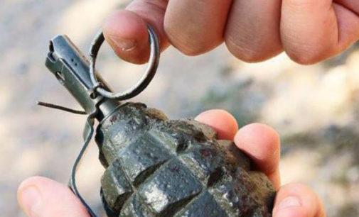 Граната на заборе: в Харьковской области мужчина обнаружил заряд