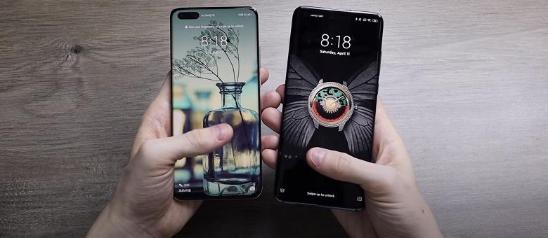 Huawei P40 Pro против Xiaomi Mi 10 Pro — какой смартфон быстрее?
